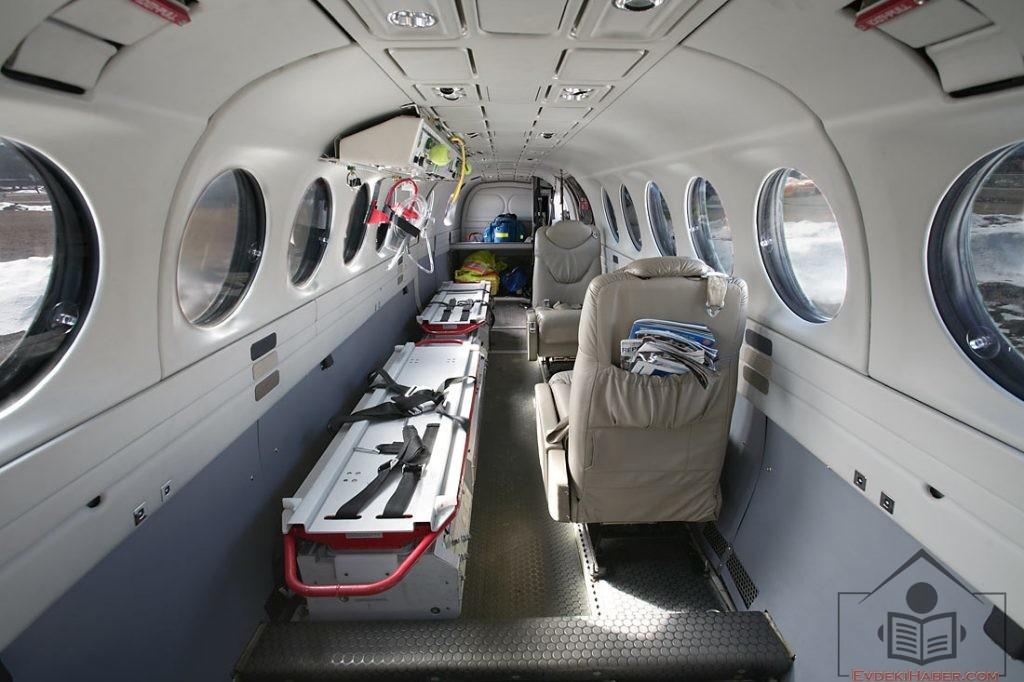Kalküta'da Hava Ambulansıyla Kaybolan Kuş Gribi (H7N9) Virüsü Enfekte Olan Hasta