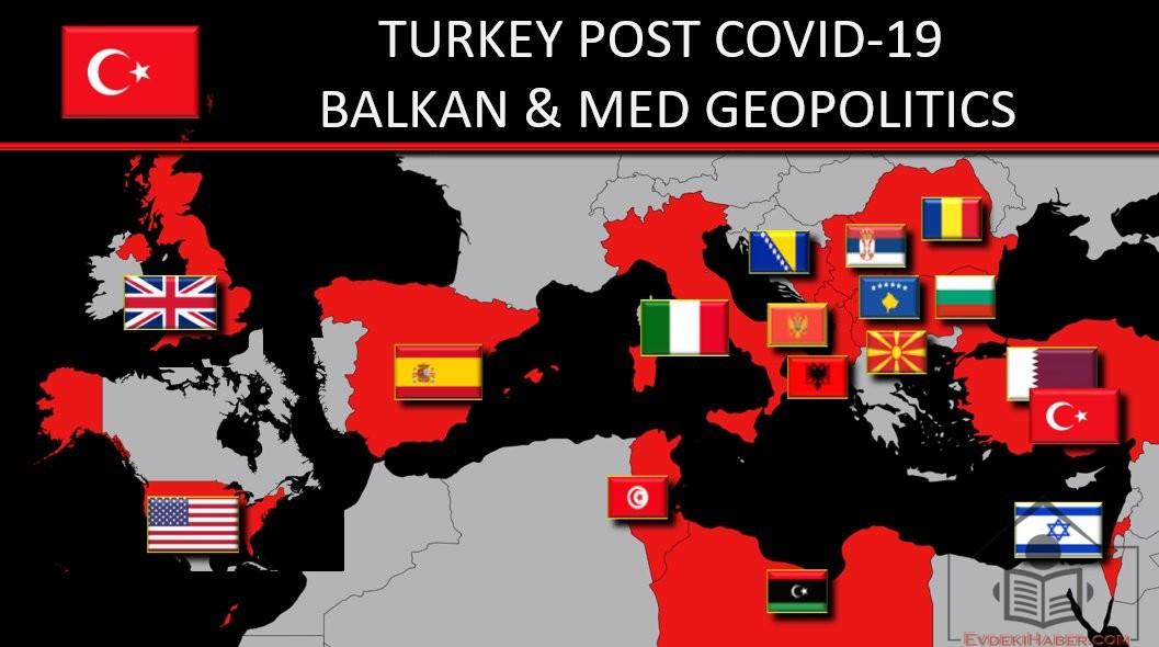 Türkiye gergin ilişkilere rağmen İsrail'e koronavirüs zamanında yardım ediyor